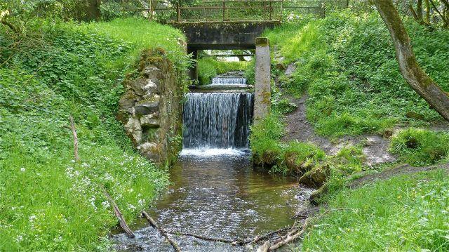 Bachwasserfall