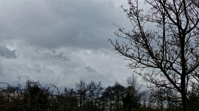 Dezemberwolken